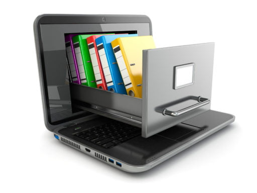 How to protect important files when you need to rearrange file structure