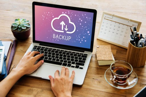 Protect important files by making regular backups