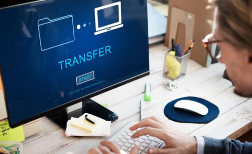 Using SFTP for file transfers
