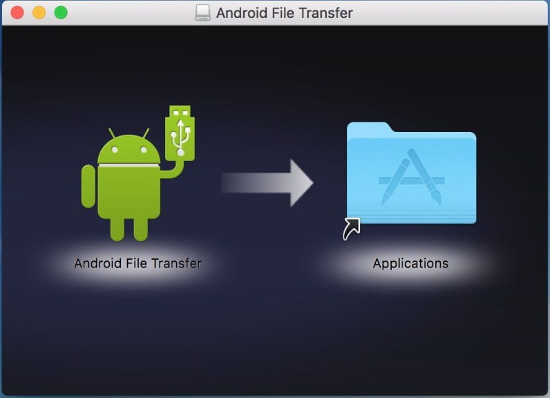 How to send large photo files from Android phone to Mac