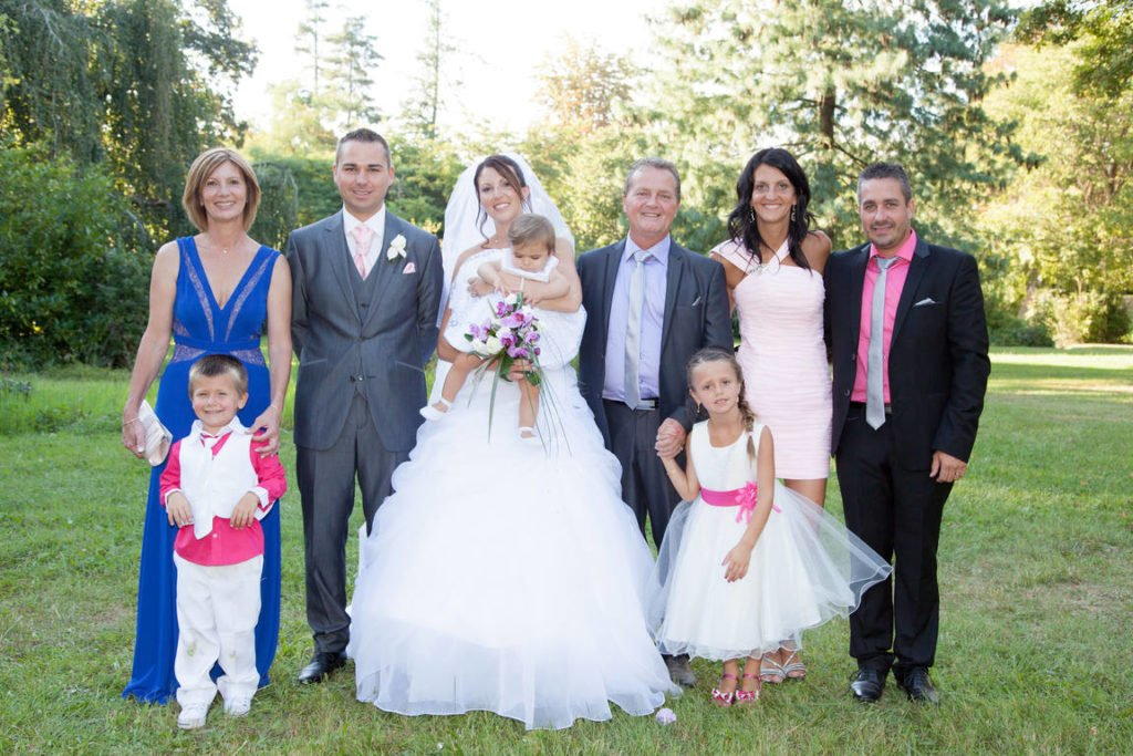Simple tips for taking great wedding photos by yourself and a tip on how to easily send large photo files and folders online: plan group photos