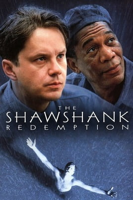 Watch 5 best movies of all time and send large video files online: The Shawshank Redemption
