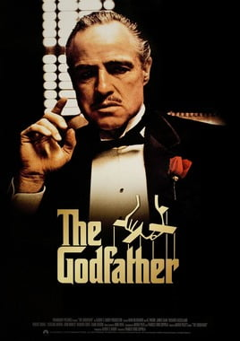 Watch 5 best movies of all time and send large video files online:The Godfather
