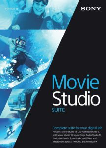 Check out a list of the best paid video editing software tools and some secrets on how to easily send large files online: Sony Movie Studio 13