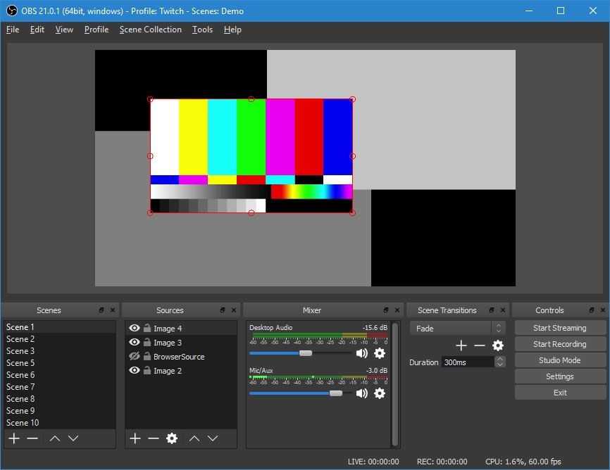 Looking for the best game recording software? Check OBS Studio