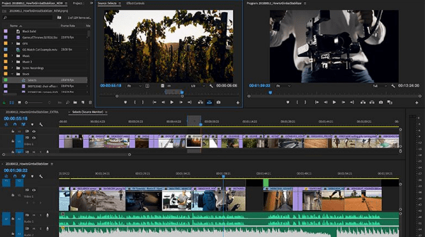 How to stack timelines for creating new videos in Adobe Premiere Pro very quickly
