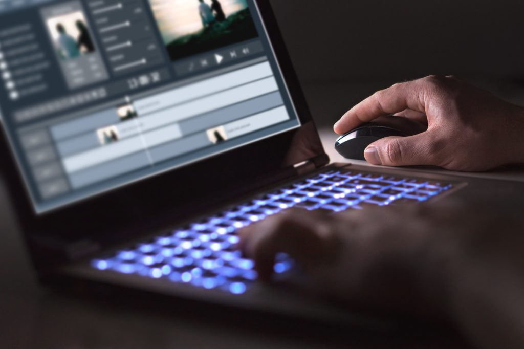 Check out some secrets for a successful video editing process: the right computer