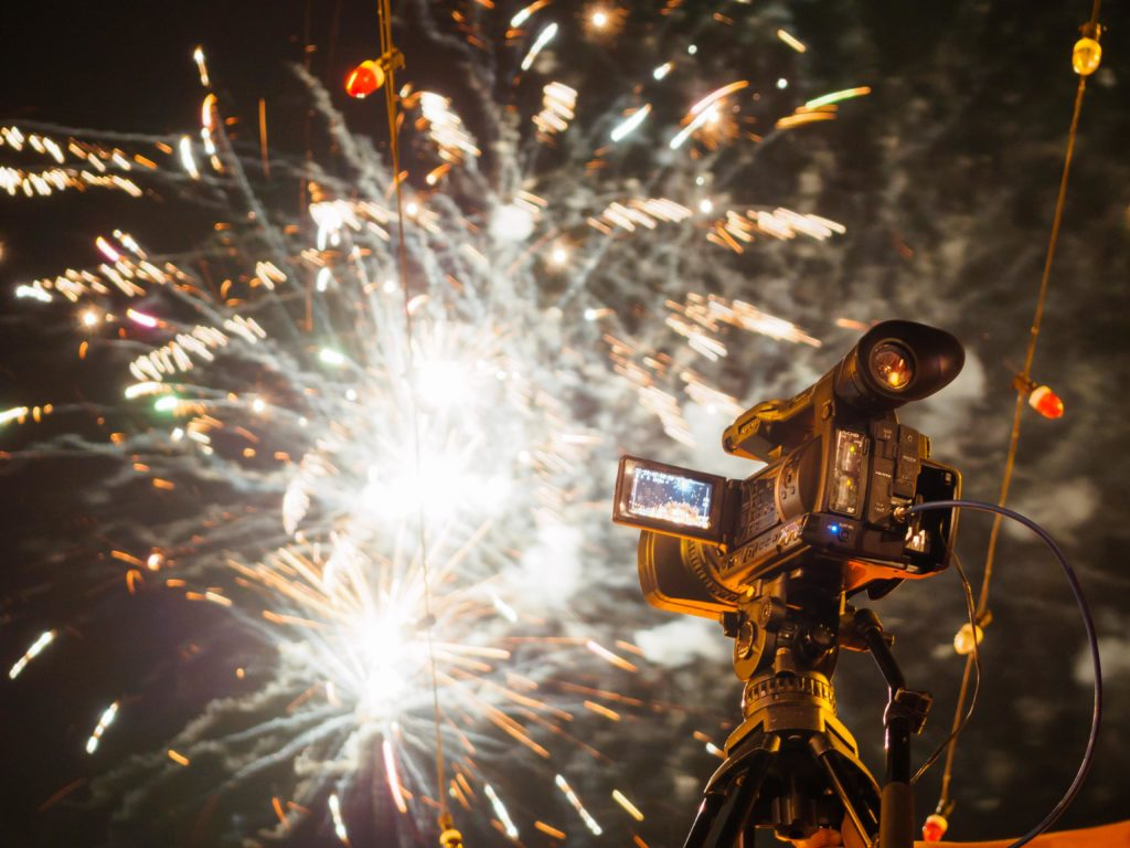 Easy steps for becoming a master in fireworks photography and learning the best way to send large files: useful kit to take along