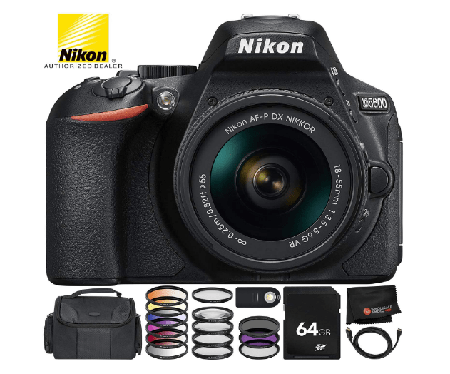 Are you a newbie to the world of photography and DSLRs? We are going to help with the most important choice - getting the first DSLR. Save money by buying Nikon D5600 and learn how to send large files with FileWhopper.