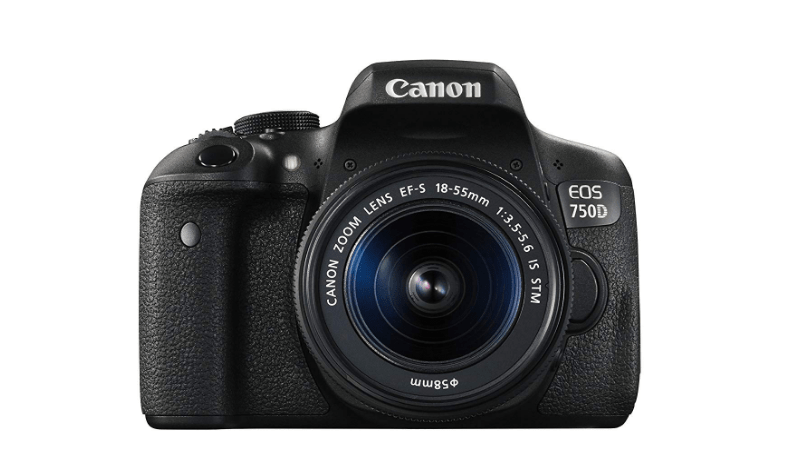 Are you a newbie to the world of photography and DSLRs? We are going to help with the most important choice - getting the first DSLR. Save money by buying Canon EOS 750D and learn how to send large files with FileWhopper.