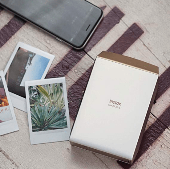 Looking for a special Christmas gift for a photographer? Fujifilm Instax Share Smartphone Printer SP-2 is a great idea! Plus learn some secrets on how to send large files
