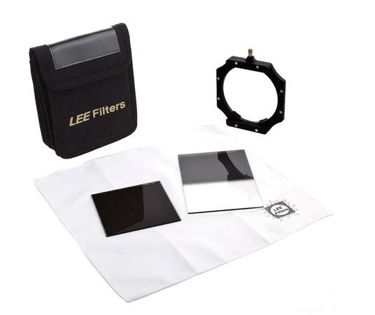 """Looking for a special Christmas gift for a photographer? Lee Filters 4X4"""" Digital SLR Starter Filter Kit is a great idea! Plus learn some secrets on how to send large files"""