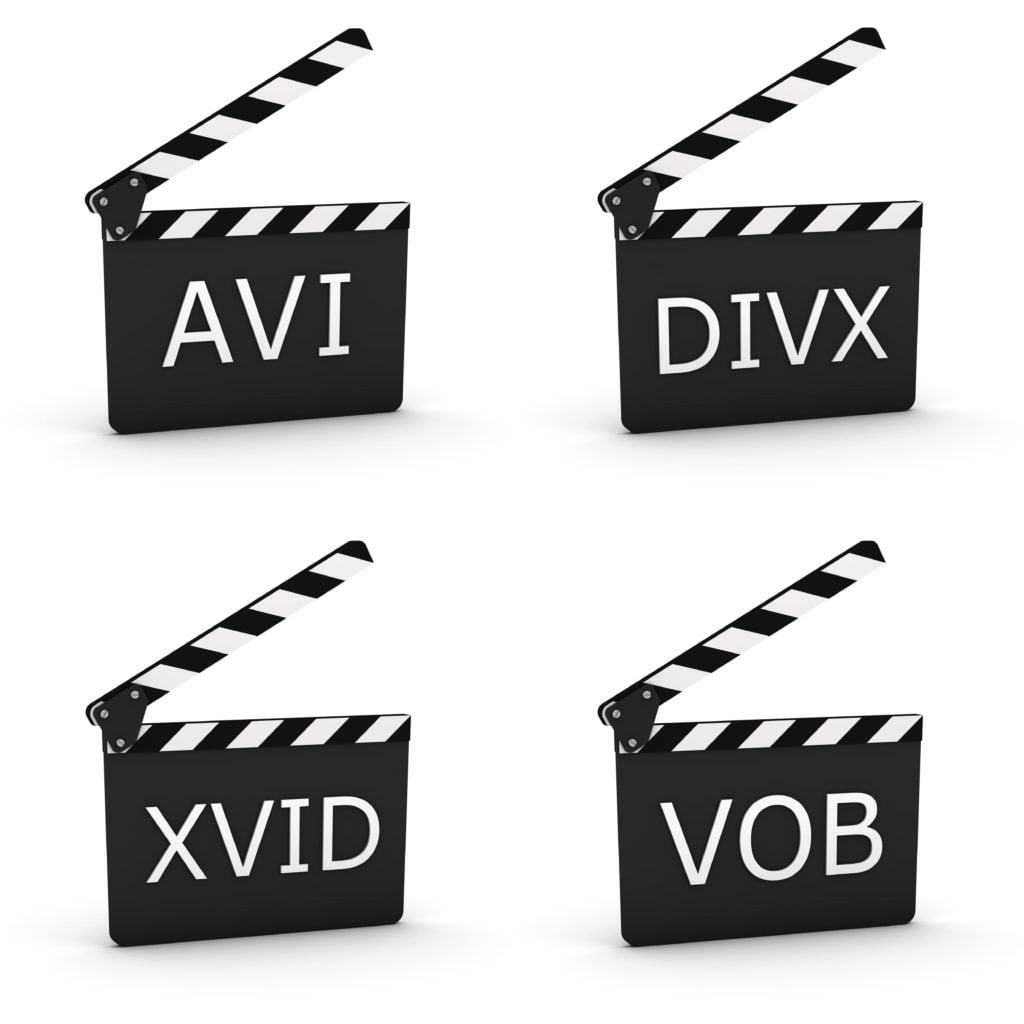 Store hours of quality digital video created with a camcorder the right way. Get information about your video codec