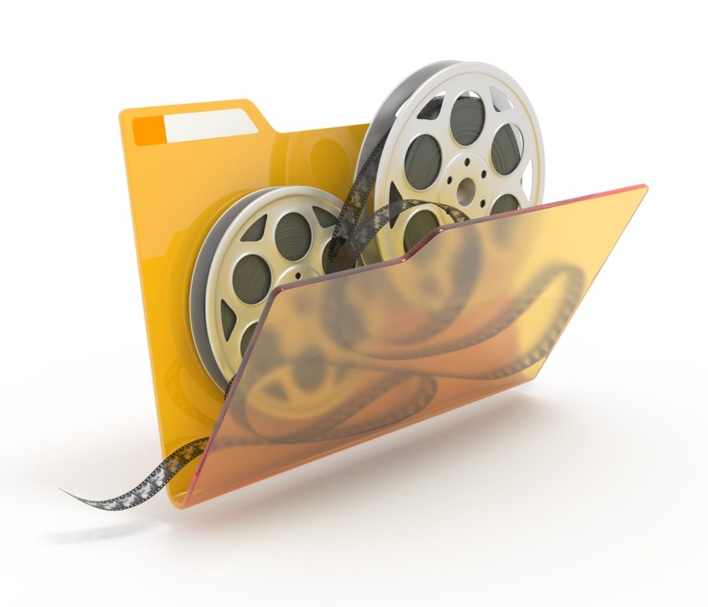Don't know how to properly store hours of quality digital video created with a camcorder? Follow these steps to save large video files