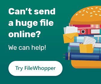 Wondering how to send large files with Gmail? Check out file-sharing service FileWhopper for sending large files via your Gmail account.