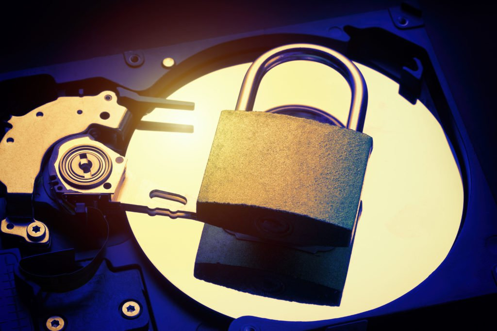 Encrypting your hard drive is very important to protect it. Data encryption is also key to your security.