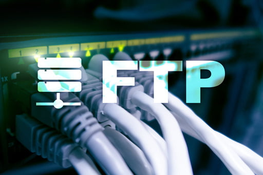 FTP or File Transfer Protocol is used to transfer files online. Usually only web developers use this tool. Find out what FTP - File transfer protocol - looks like.