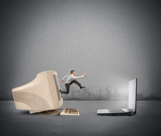 Did you get a new computer and faced the problem of having to transfer large files from your old computer to the new one? All the secrets to how to transfer files to the new computer are there in our article.