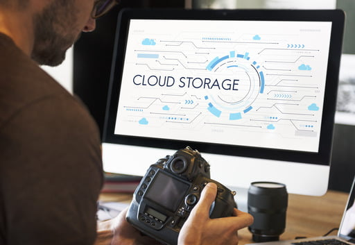 Cloud storage will help you store and send large files like photos and videos. Check out some examples of personal cloud storage options.
