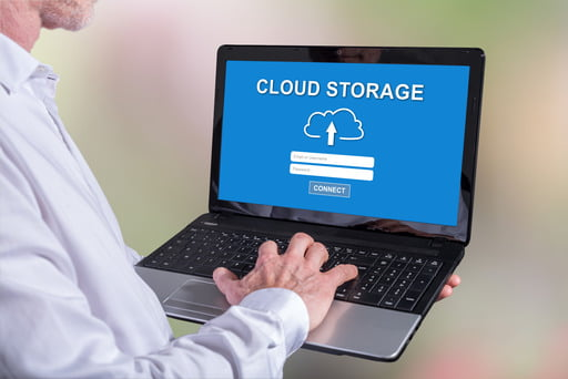 Cloud storage will help to store and send large files like photos and videos. Cloud storage is an easy and convenient way with access from any of your devices.