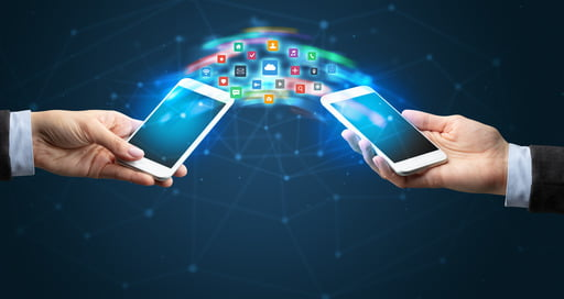 Read this article to find out how to transfer big files between iOS and Android smartphones.