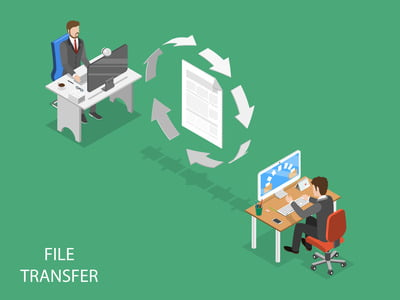 There are some easy ways to transfer files from Windows to Windows. In this article you will find out some fast file transfer methods.