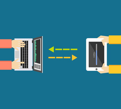 There are some easy ways of transferring files between any two devices. In this article you will find 5 fast file transfer methods.