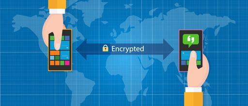 Most of the widely used file sharing services, such as Dropbox, apply encryption to your data, but this does not mean your data is completely safe and private.