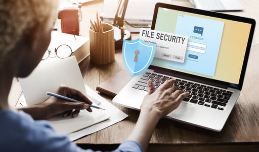 P2P file-sharing software comes with a lot of security risks. Read on to get tips on sharing files safely online.
