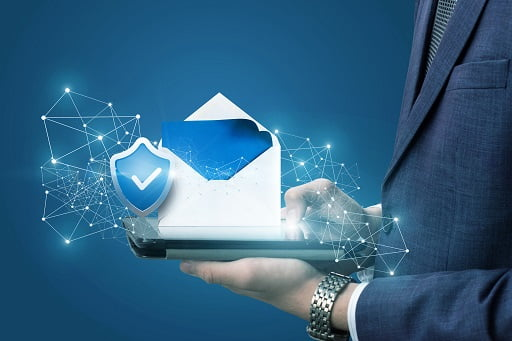 You should be careful of what you send, especially to email addresses that are based on unpopular service providers. If you are using Gmail for business, then encryption is a must-have form of protection.