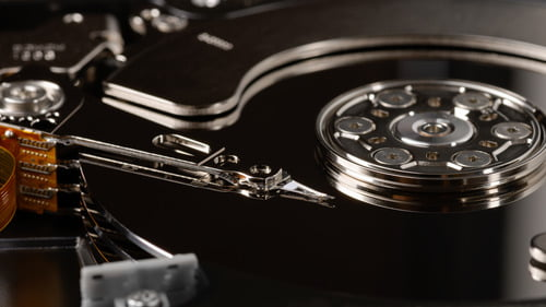 You have data backed up on DVDs but want to copy the files to a hard drive. Is there a quick way to do it?