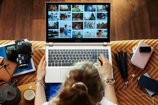 Read this article to choose the best photo storage and learn how to back up images online.