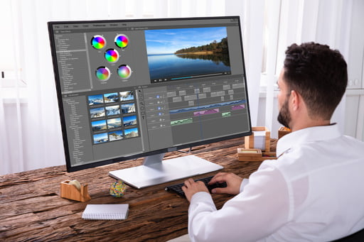 The best 6 video editing applications besides Adobe After Effects. Here are the main features of Wax, Natron, HitFilm, Nuke, Eyeon Fusion and Apple Motion